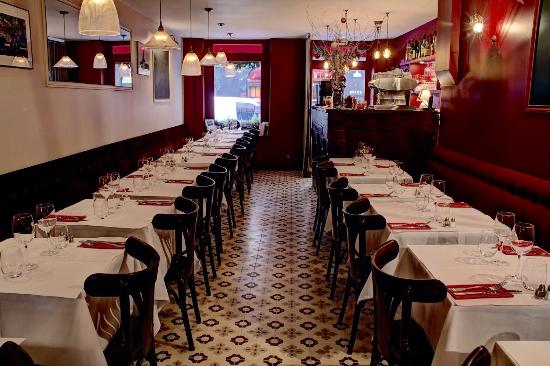 Ambiance picture of bistrot chez france paris tripadvisor - Ambiance bistrot ...