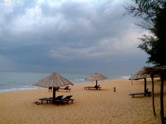 Sai Vishram Byndoor: Sai Vishram Beach