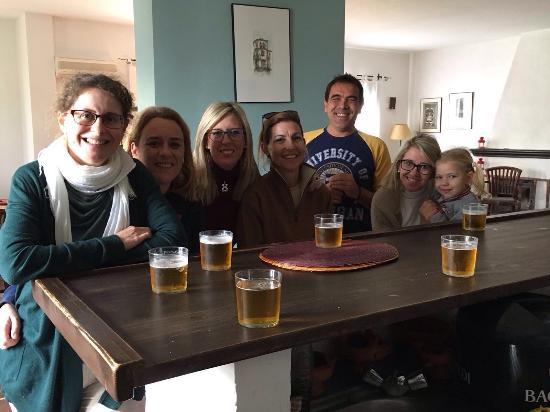 Tolox, Spain: Hemos pasado un fin de semana increíble!!!, el hotel acogedor, el restaurante muy bueno y los al