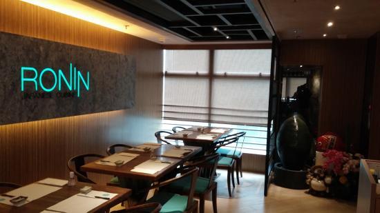 Ronin Japanese Restaurant (M88)