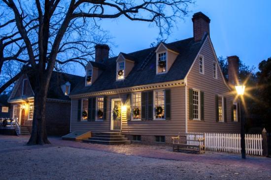 Virginia: Colonial Williamsburg Winter