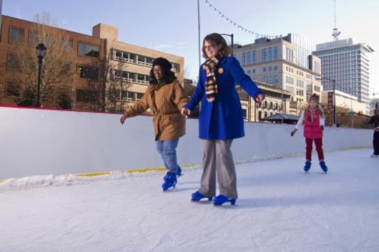 Virginia: Urban Outdoor Skating