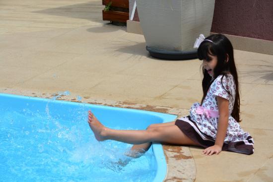 Sao Fidelis, RJ: piscina