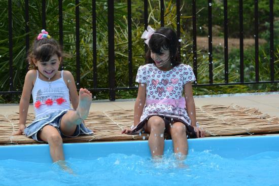 Sao Fidelis: piscina