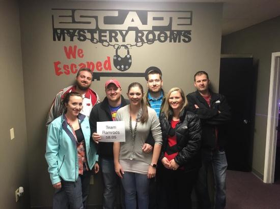 Mystery Escape Room Conway Ar