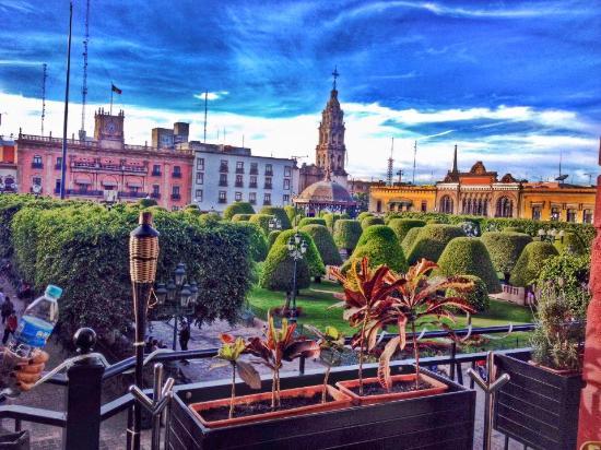 Terraza restaurante casa mar as picture of casa marias for Restaurante casa america terraza