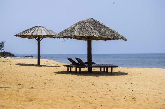 Sai Vishram Byndoor: Sv beach