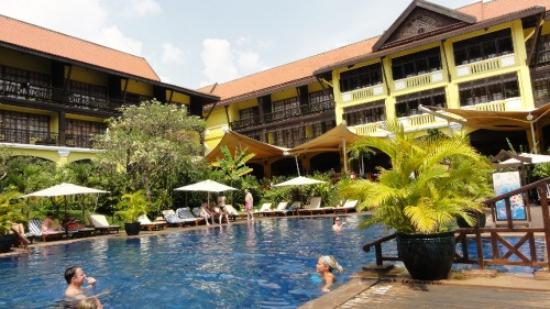 Victoria Hotel Siem Reap Tripadvisor