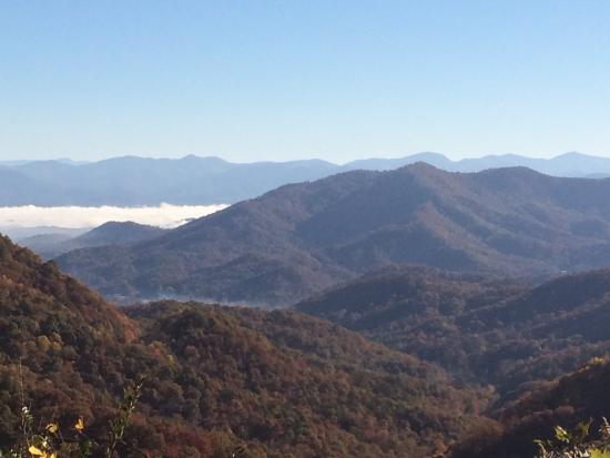 Hayesville, NC: Road to Franklin, NC