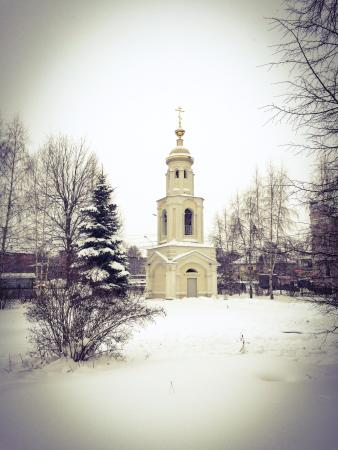 Holy Temple of the Great Martyr Praskeva in the Kalashny Row