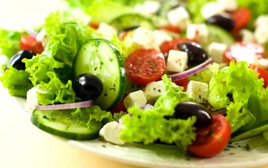 Harrison, AR: Greek Salad