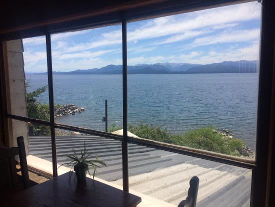 Patanuk Lake Hostel: Every morning view!
