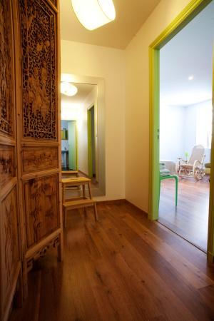 Corgoloin, Frankreich: couloir gîte le Petit Moux