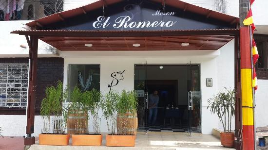 Meson El Romero