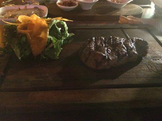REIS in the KITCHEN: Mutlaka denenmesi gereken tadlar. Steak şiddetle tavsiye edilir.
