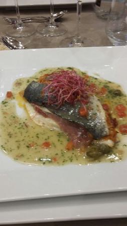 Fornaci di Barga, อิตาลี: Il pesce è tutto buonissimo e cucinato alla perfezione!