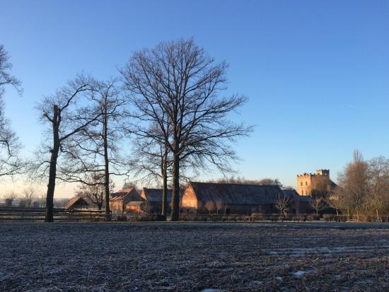 Kasteelhoeve de Kerckhem - Boutique Hotel: Winter in Wijer