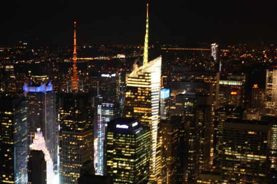 New York Skyride Foto