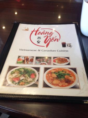 Photo of Vietnamese Restaurant Hoang Yen at 5083 Victoria Dr, Vancouver V5P 3T9, Canada