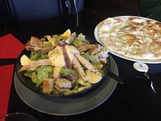 Restaurante italiano y Pizzeria Claudio Acv2: Ricos platos que he degustado en mi visita !!