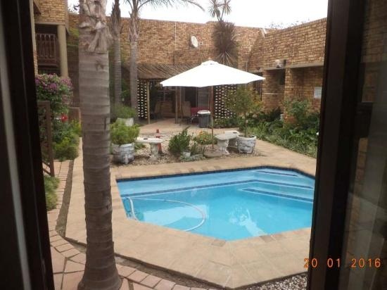Secunda, Sudáfrica: View from room