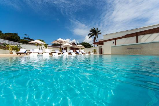 Calabash Luxury Boutique Hotel & Spa: Main Pool