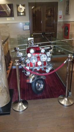 Hard Rock Cafe: moto
