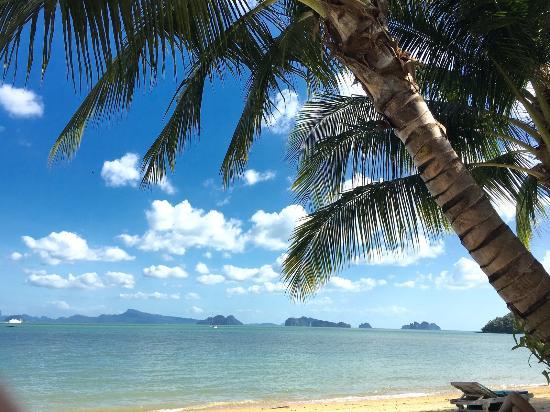 Paradise KohYao: the beach @ paradise