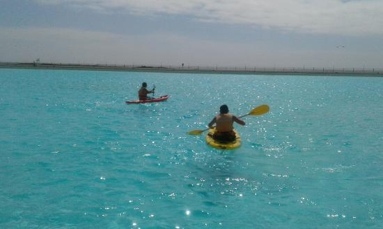 Departamento Laguna del Mar: Descanso total