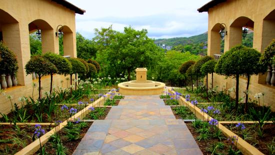 La Villa Vita Nelspruit: Spa Entrance 01