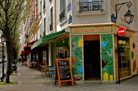 Le Quartier de la Butte Aux Cailles a Paris