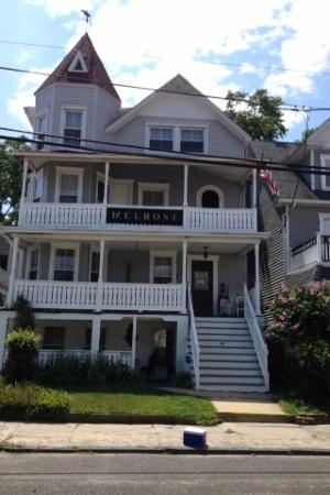 Ocean Grove, NJ: Front of house.