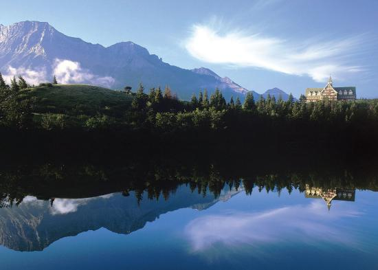 Photo of Prince of Wales Hotel Waterton Lakes National Park