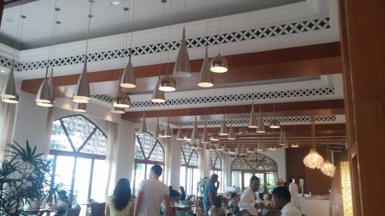 Park Hyatt Zanzibar Dining Room
