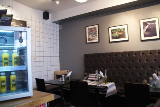Cafe En halv Trappa Ner Photo