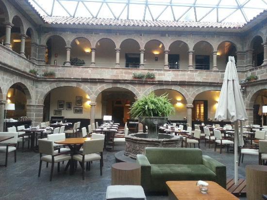 Novotel Cusco: Dining Area
