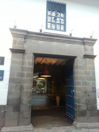 Novotel Cusco: Front entrance