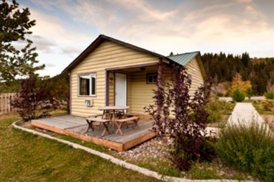 St Mary Lodge & Resort: Lodge Cabins
