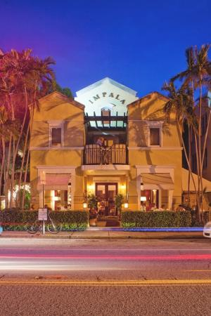 Photo of Impala Hotel Miami Beach