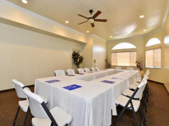 Americas Best Value Inn & Suites-El Monte/Los Angeles : Conference Room