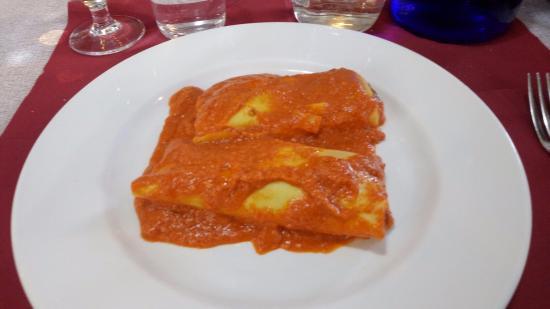 Osteria Gloria: Cannelloni