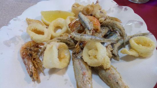 Osteria Gloria: Frittura