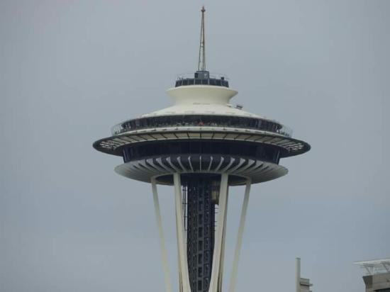 Hotels Close To Seattle Space Needle