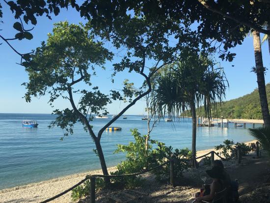 費茲洛伊島度假村照片
