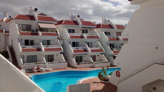 Foto de Las Floritas Apartments