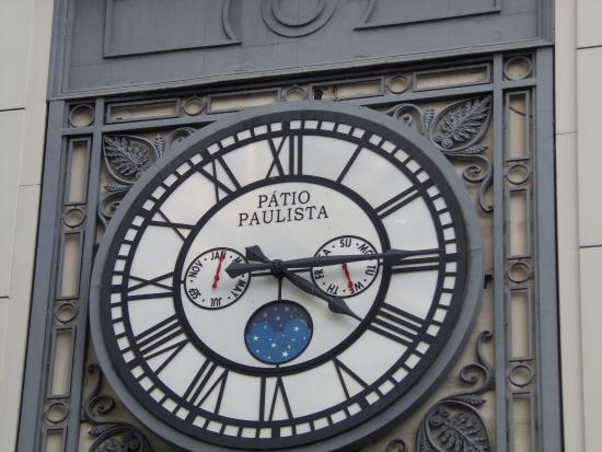 Shopping Patio Paulista: Shopping Pátio Paulista Rua Treze De Maio, 1947,  São Paulo