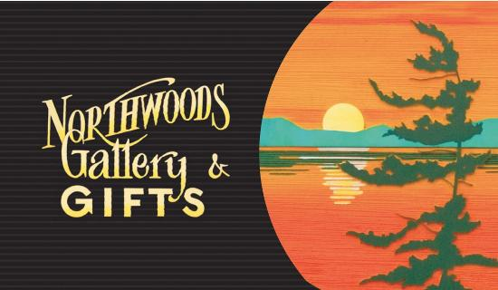 Fort Frances, Canadá: Northwoods Gallery & Gifts