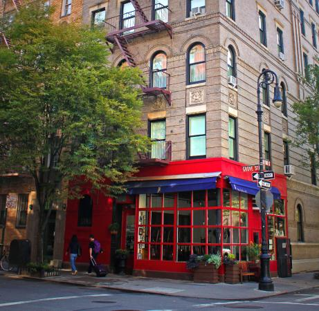Appartamento di friends picture of greenwich village for Appartamento grattacielo new york