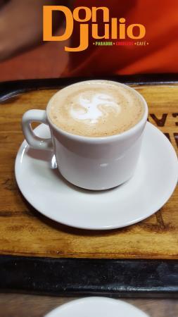 Tómate una deliciosa taza de café