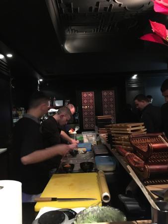 Sushi in Tirana!